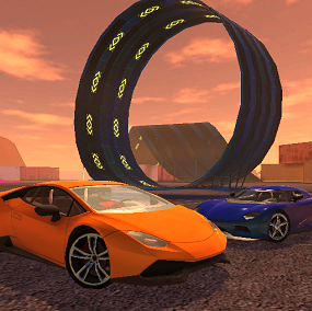 Game Ado Stunt Cars