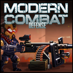Game Modern Combat Defense