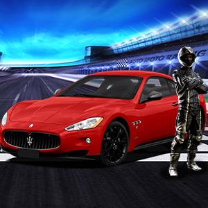 Game Maserati Gran Turismo 2018