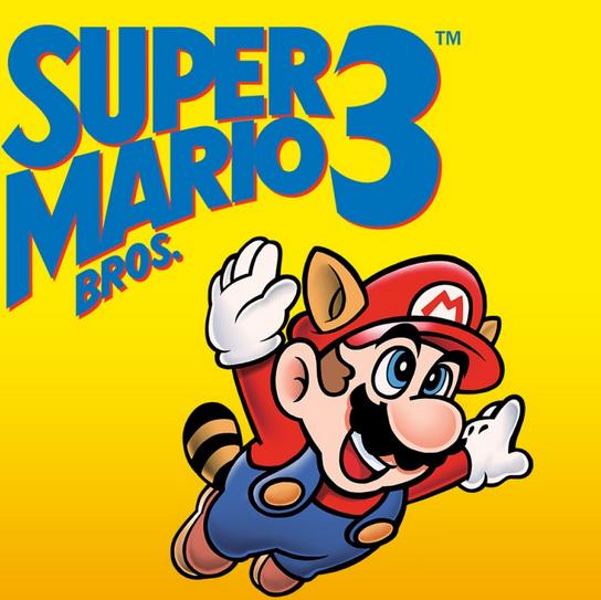 Game Super Mario Bros 3