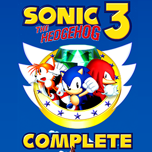 Game Sonic 3 Complete