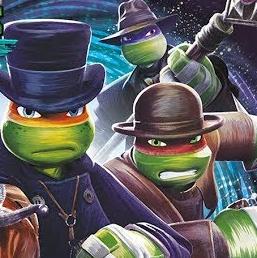 Game Teenage Mutant Ninja Turtles: Monsters vs Mutants