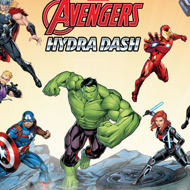 Game Avengers Hydra Dash