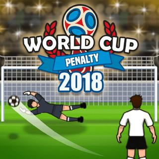 Game World Cup Penalty 2018