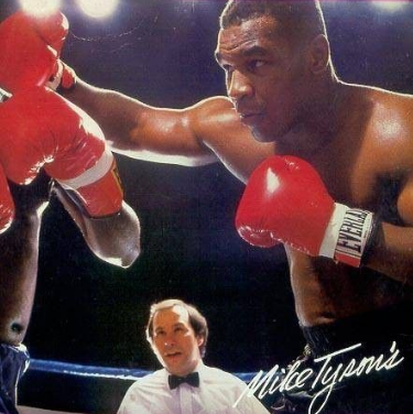 Game Mike Tyson's Punch-Out