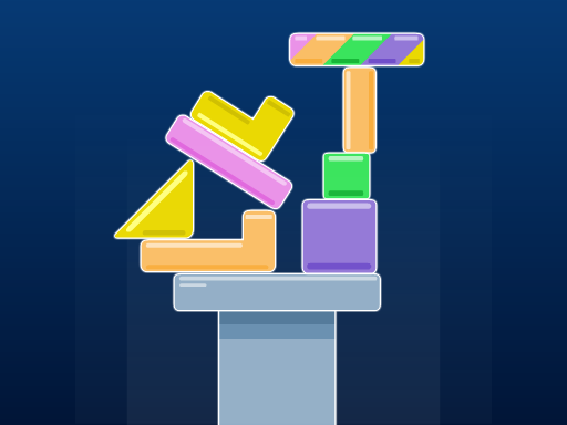 Game Geometry Tower