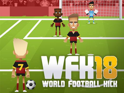 Game World Football Kick 2018