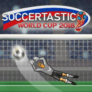 Game Soccertastic World Cup 2018
