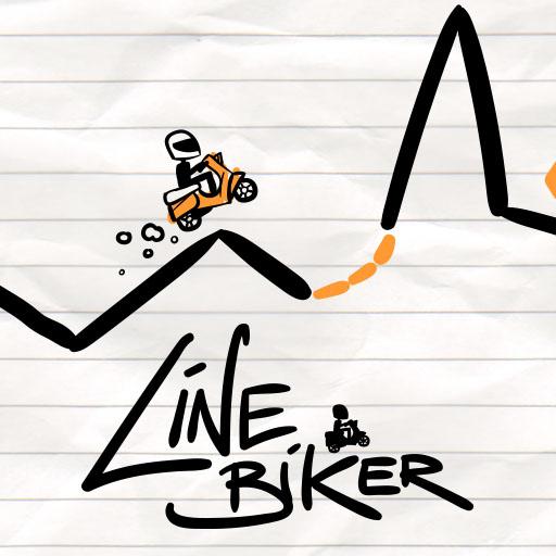 Game Line Biker