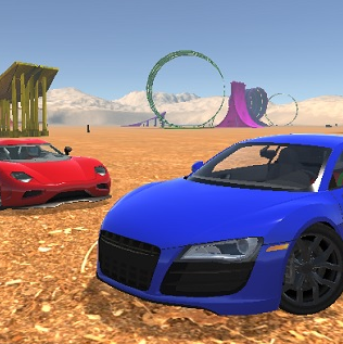 Game Ado Stunt Cars 2