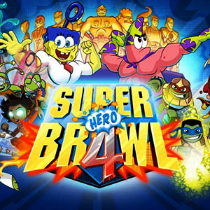 play Nick Super Brawl 4