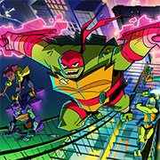 Rise of the Teenage Mutant Ninja Turtles: City Showdown