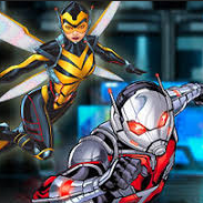 Game Ant Man and the Wasp: Attack of the Robots