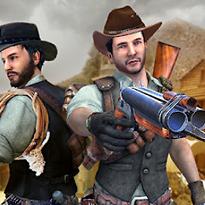 Gunslinger Wild Western Wolf