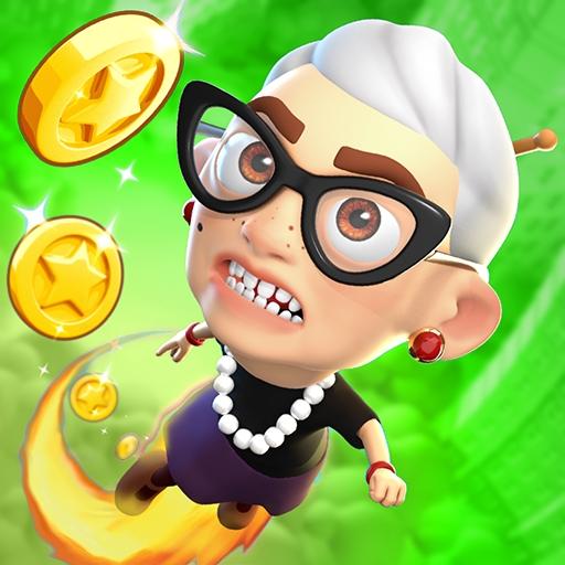 Game Angry Gran Jump Up