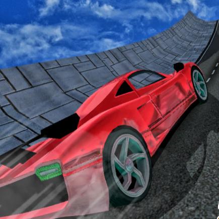 Game Mega Ramp Stunt Cars
