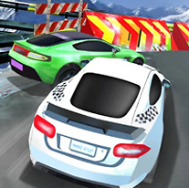 Game Ice Rider Racing Cars