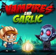Game Vampires and Garlic