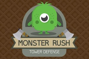 Game Monster Rush Tower