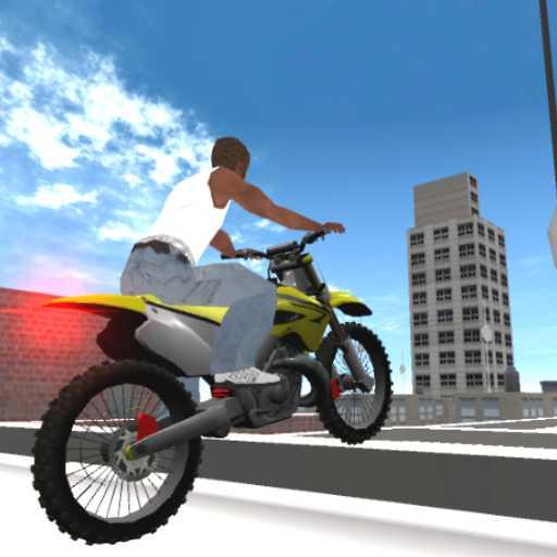 Game GT Bike Simulator