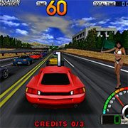 Game California Speed (N64)