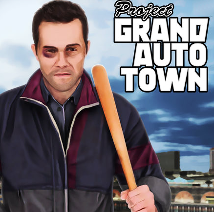 Game Project Grand Auto Town
