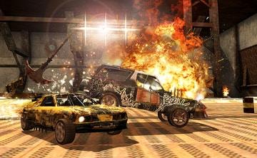 Mega Crash Derby