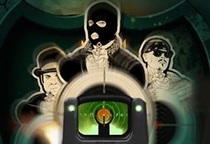 Game Shooting Range Simulator Game