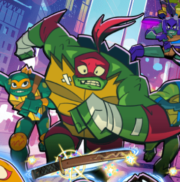 Game ROTMNT: Epic Mutant Missions
