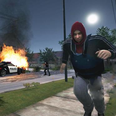GTA Night Mad City
