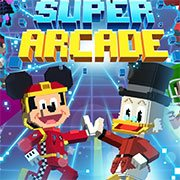 Game Disney Super Arcade
