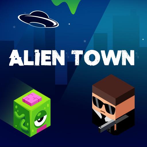 Game Alien Town