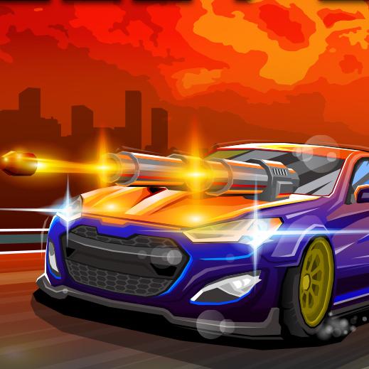 Game Road Fury