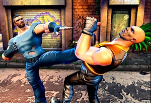 Game Street Fighter Madness