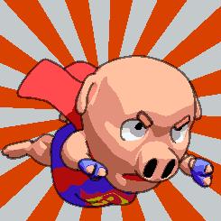 Game Super Pork