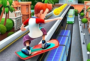 Game Skateboard Surfers