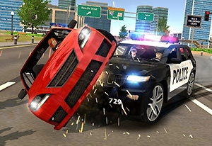 Game Police Chase Simulator