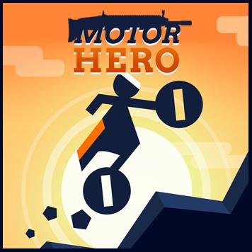 Game Motor Hero Online!