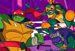 Rise of the TMNT: Bumper Bros