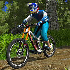 Game Offroad Cycle 3D