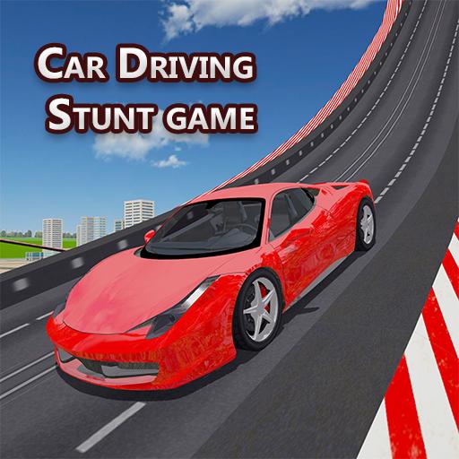 Game CAR DRIVING STUNT GAME