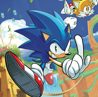play Sonic Online