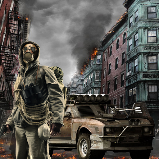 Game My Zombie Driving Apocalypse