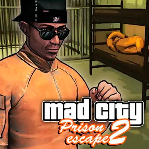 Mad City Prison Escape 2: New Jail Game Online kiz10