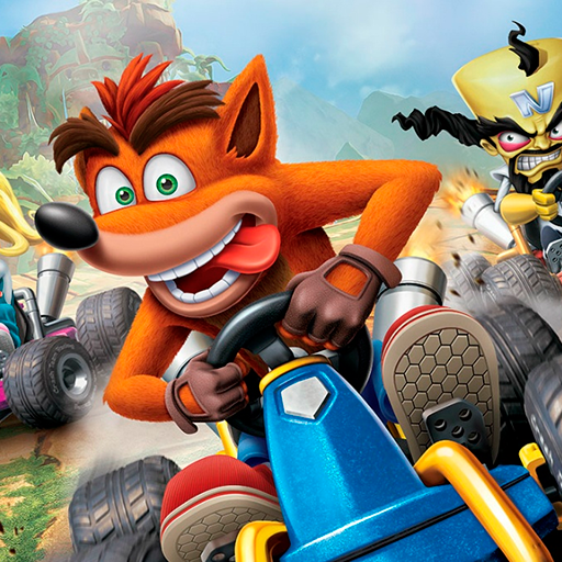 play Crash Team Racing