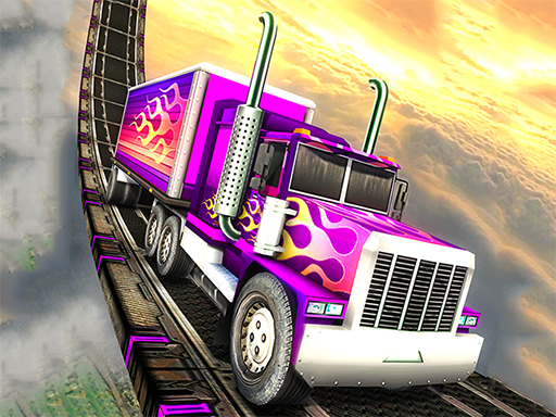 Game Impossible Truck Stunt Parking