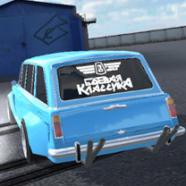 Game Lada Russian Car Drift