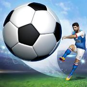 play Hyper Soccer Shoot Training