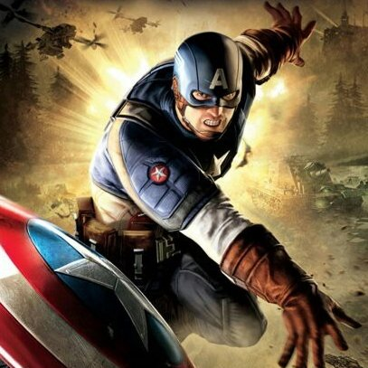 play Captain America: Shield Strike