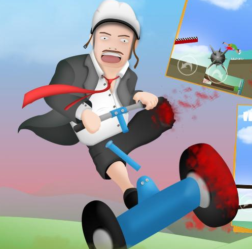 play Happy Rider Wheels